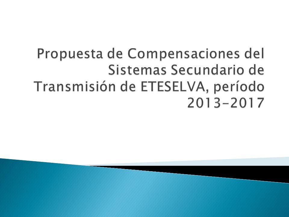 Elemento Generadores Relevantes May 2013 - Abr 2014 May 2014 - Abr 2015 May 2015 - Abr 2016 May 2016 - Abr 2017 L.T.
