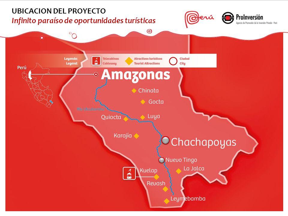 Este proyecto constituye el primero de su clase en desarrollarse en Perú, generará grandes beneficios a la Región Amazonas.