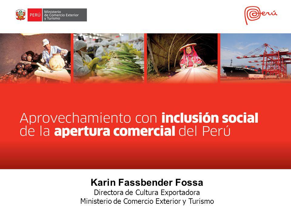 El dinamismo y la competitividad de la economía peruana continúa en ascenso a pesar de la crisis financiera internacional 2 Fuente: Doing Business 2011, Banco Mundial.