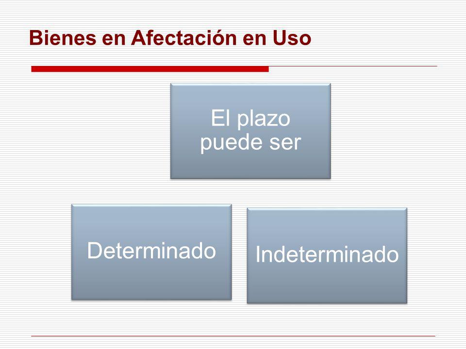 Operaciones Complementarias Edificios, Estructuras y Terrenos en Afectación en Uso C-020000-033