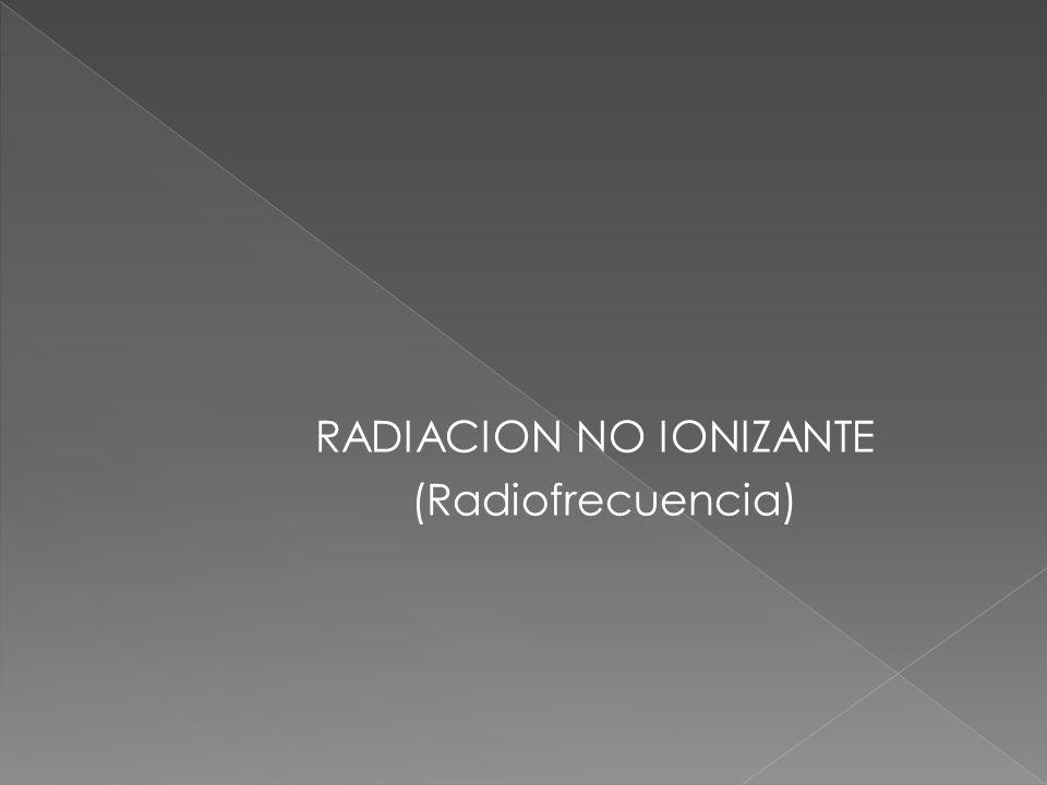 1.Luz Visible 2.Ondas de radio 3.Ondas de TV 4.Láser