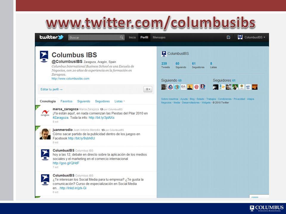 Gracias por su atención Fernando Bermejillo Ochandiano Director de COLUMBUS IBS