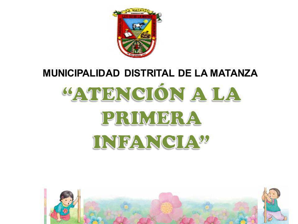 MUNICIPALIDAD DISTRITAL DE LA MATANZA