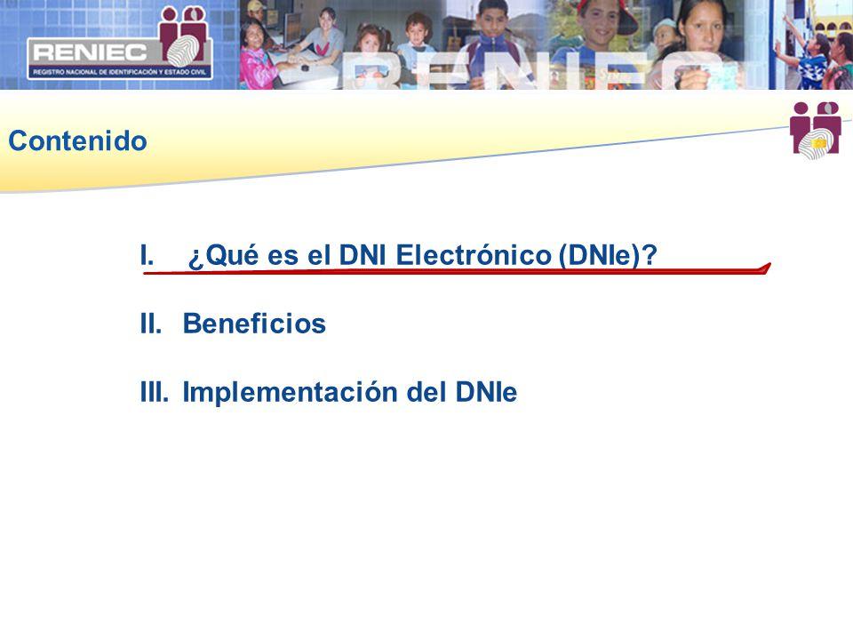 I.¿Qué es el DNIe.