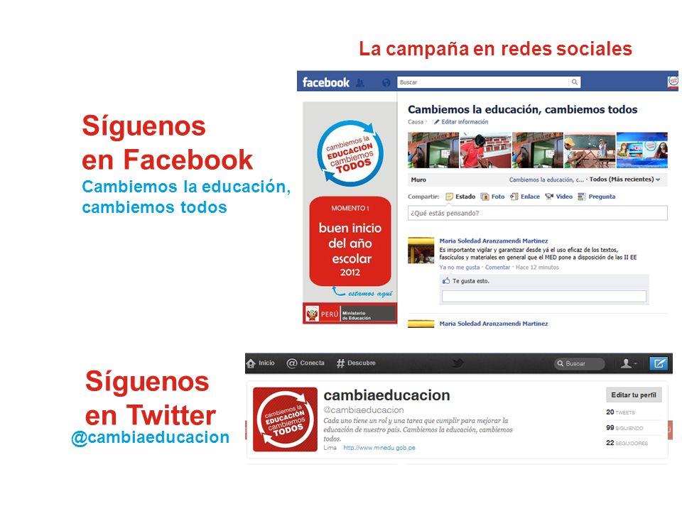 Reporte semanal Web de la Movilización www.cambiemoslaeducacion.pe Spot de tv y de radio KIT DE DIFUSIÓN PARA ALIADOS