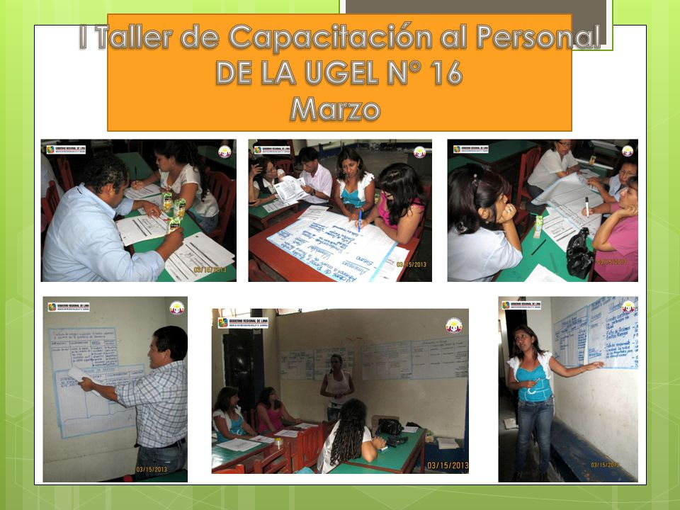 Mag. Javier Manuel Prado Ariza – Coordinador Local PREVAED Lic. Pedro Andrés Rodríguez Figueroa – Especialista de Educación Ambiental