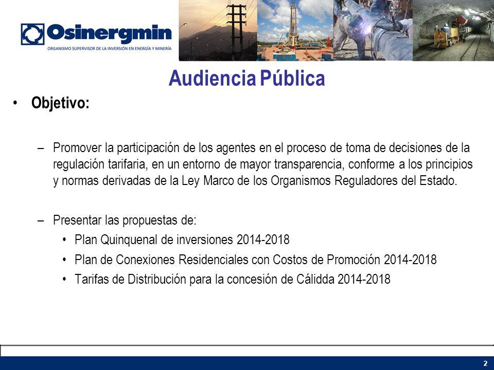 Facultades del Marco Legal Mayor transparencia.Publicación del Proyecto de Resolución.