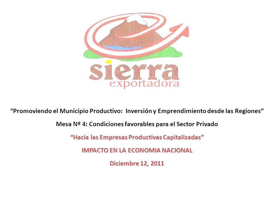 PERU: PROBLEMATICA LA PIRAMIDE SOCIO – ECONOMICA NIVEL ALTO NIVEL ALTO: CONCENTRACION PATRIMONIAL, de CAPITAL y de GARANTÍAS, CON ESCASA PROSPECCION al DESARROLLO.