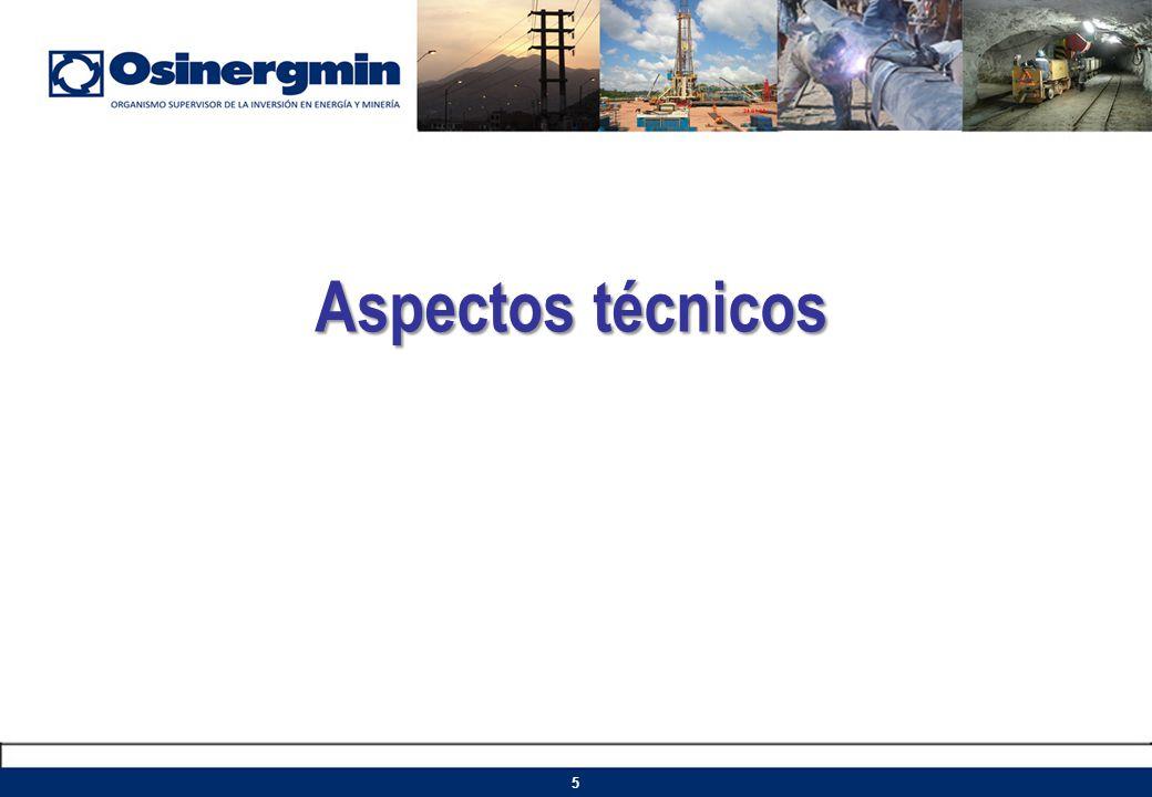 Aspectos técnicos 5