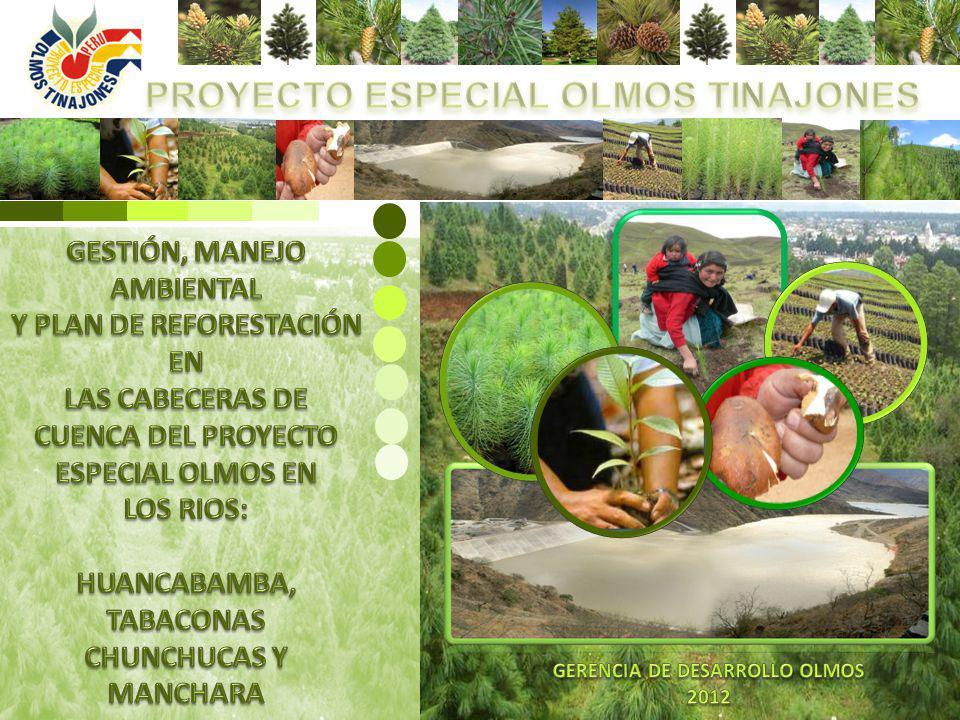 Convenio de Cooperación Interinstitucional entre La Municipalidad Distrital de Sondorillo y el Proyecto Especial Olmos Tinajones (PEOT), Convenio firmado el 18 de marzo del 2011.