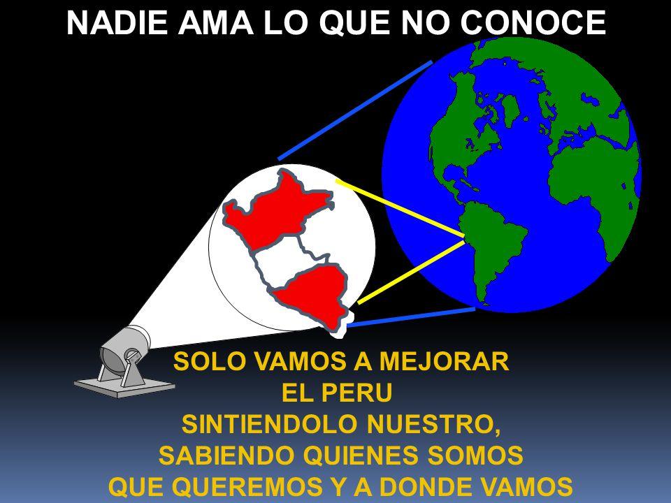 NUEVA VISION GEOESTRATÉGICA EN FUNCIÓN A LA UBICACIÓN GEOPOLÍTICA A NIVEL CONTINENTAL Y MUNDIAL COMO ALTERNATIVA DE SOLUCIÓN AL PROBLEMA DEL DESARROLLO Y SEGURIDAD DEL PAÍS.