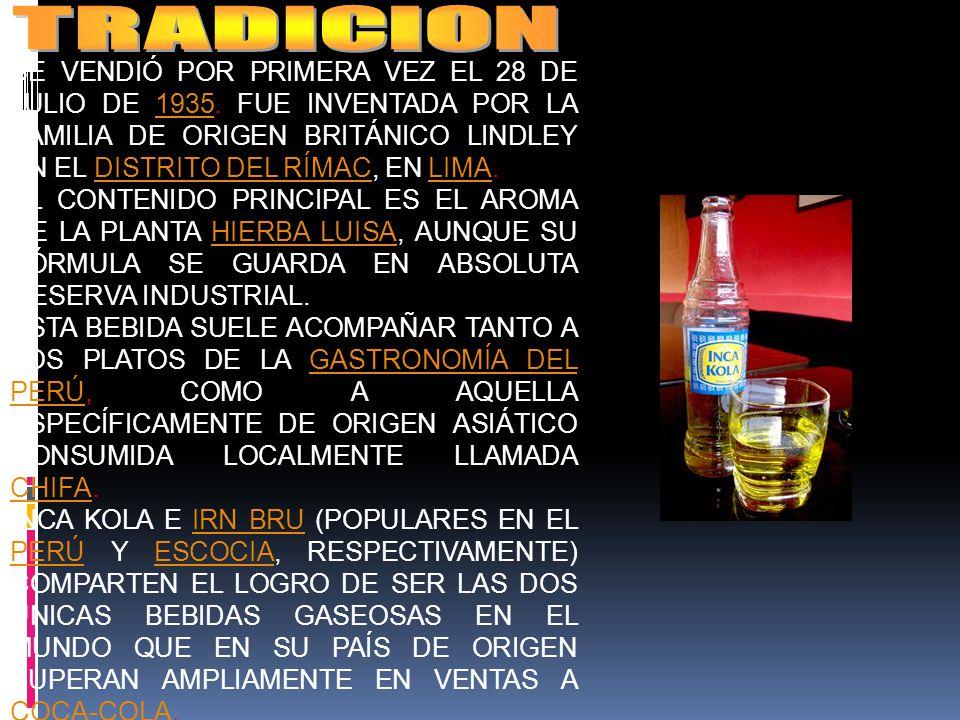 LA HISTORIA DE LA COCINA PERUANA DATADESDE LA ÉPOCA PRE-INCA, LA MEZCLA Y SUPERPOSICIÓN DE VARIAS CULTURAS HA LOGRADO CREAR UNA FUSIÓN DE SABORES, ING