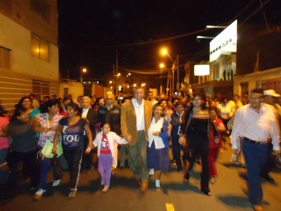 CALIDAD EN LA EJECUCION DEL GASTO DE CAPITAL: OBRAS 2012 NUEVA AVENIDA LA VICTORIA