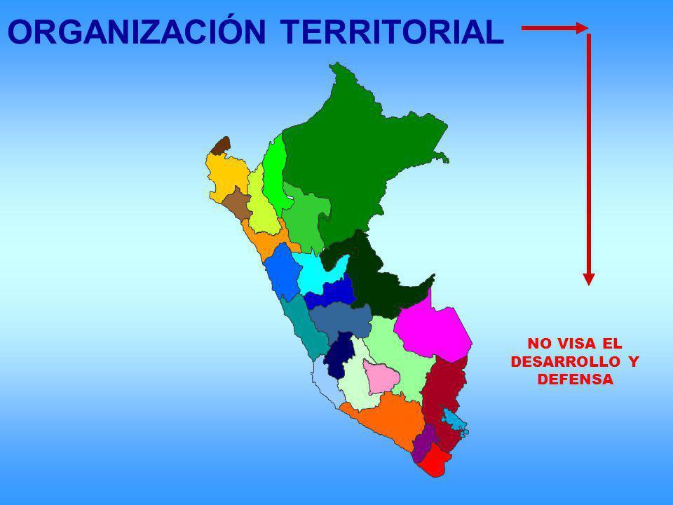 E C U A D O RC O L O M B I A B R A S I L BOLIVIA CHILE CRITERIO EMINENTEMENTE CENTRALISTA