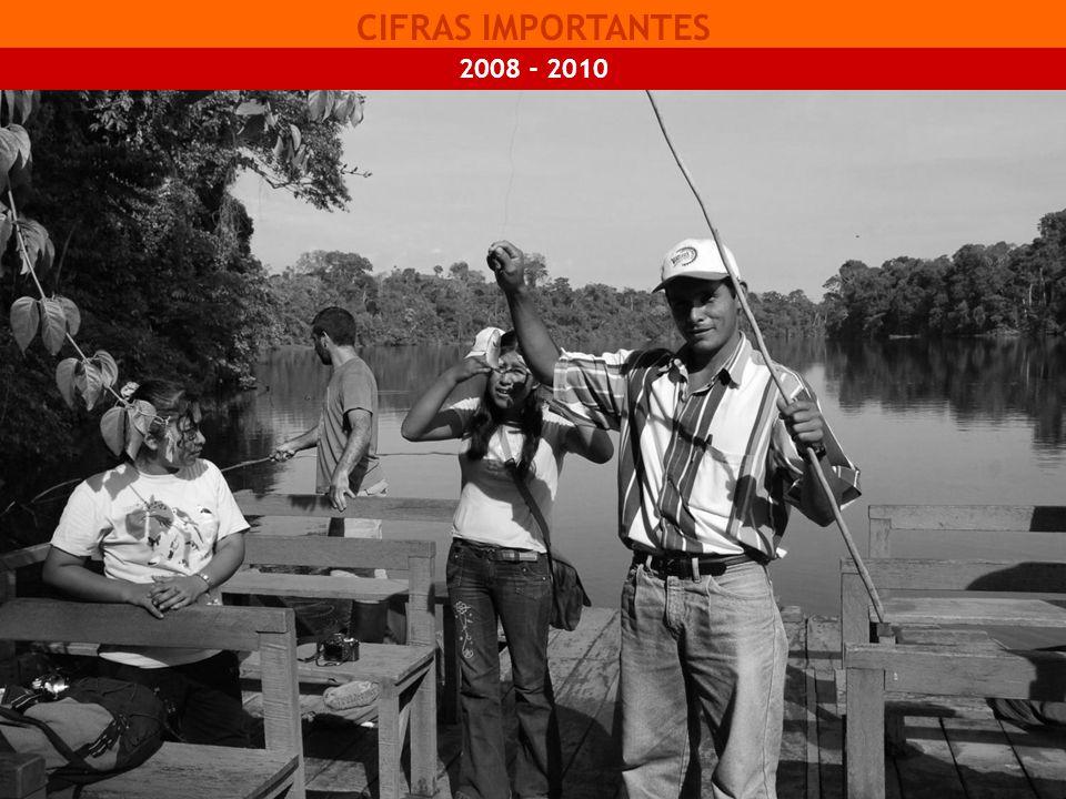 CIFRAS IMPORTANTES [1] 2008 - 2010
