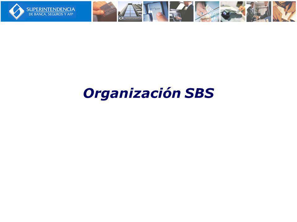 Organización SBS
