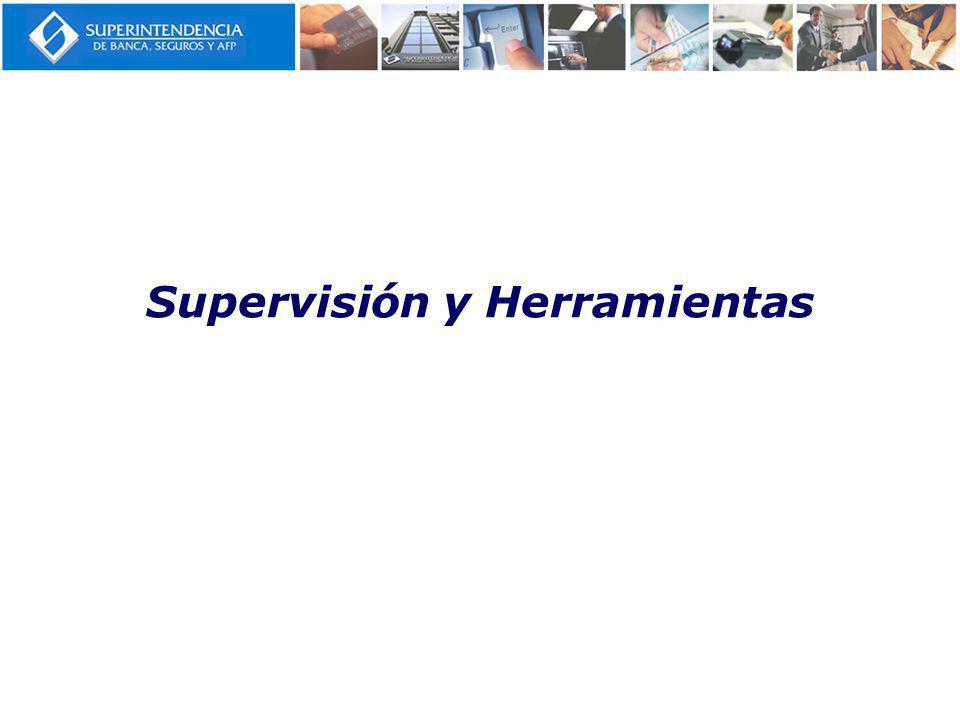 Supervisión y Herramientas