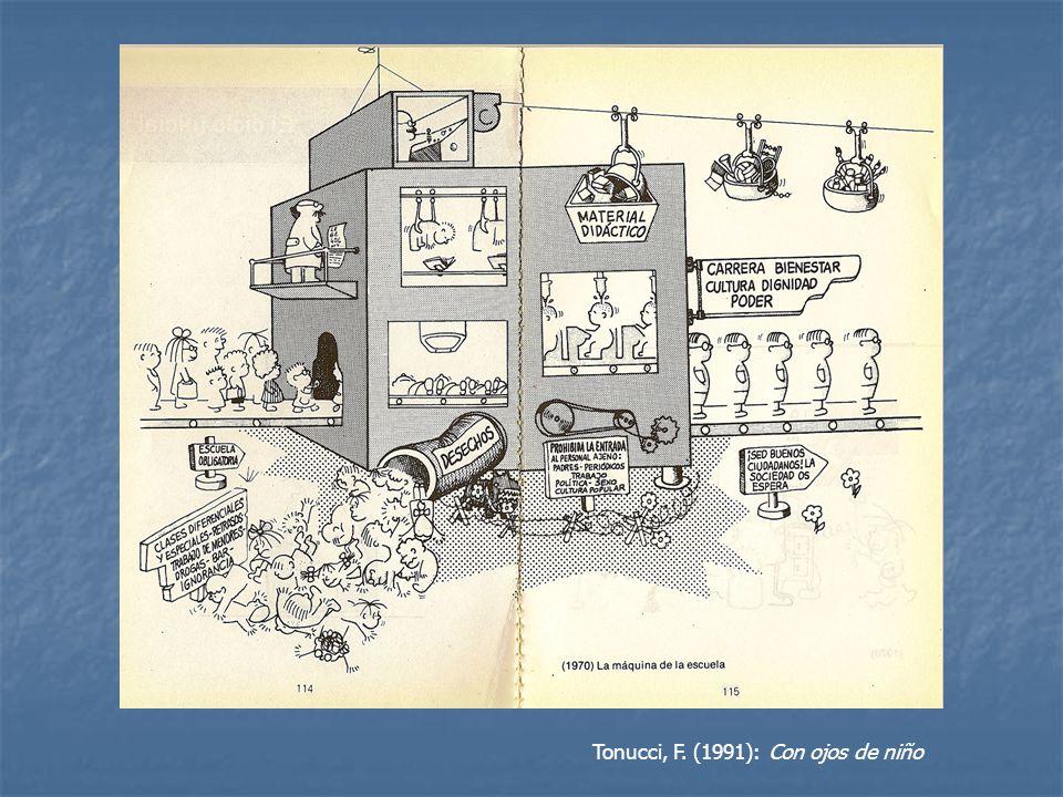 Tonucci, F. (1991): Con ojos de niño