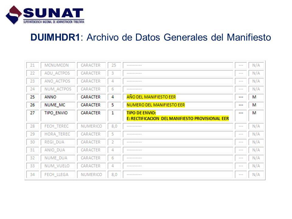 DUIMGUIA : Archivo de Guías EER