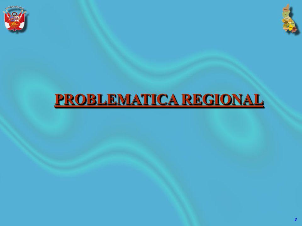 3 Tercera Región más poblada del país (1411,942 al 2000) La Mayor Población es RURAL 72% Alberga 5.7% de la Población Nacional CRECIMIENTO DEMOGRAFICOCRECIMIENTO DEMOGRAFICO Está dentro de las regiones más pobres del país.