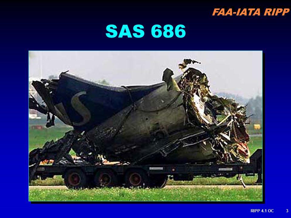 FAA-IATA RIPP RIPP 4.1 OC3 SAS 686