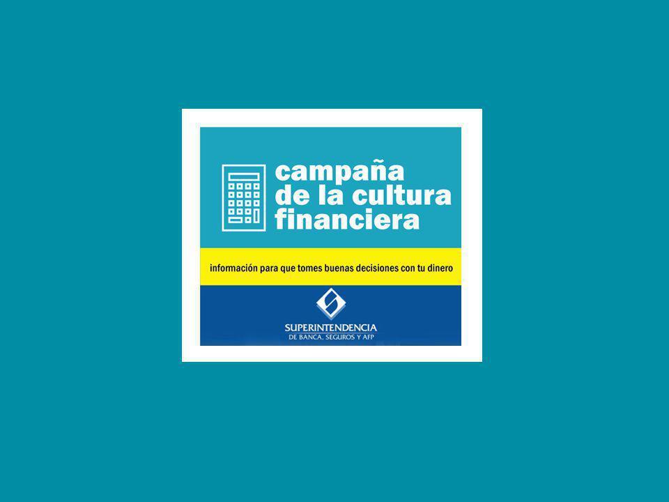 Primera encuesta sobre cultura financiera Realizada por el Instituto Cuanto a requerimiento de la Superintendencia de Banca, Seguros y AFP (Diciembre 2009)