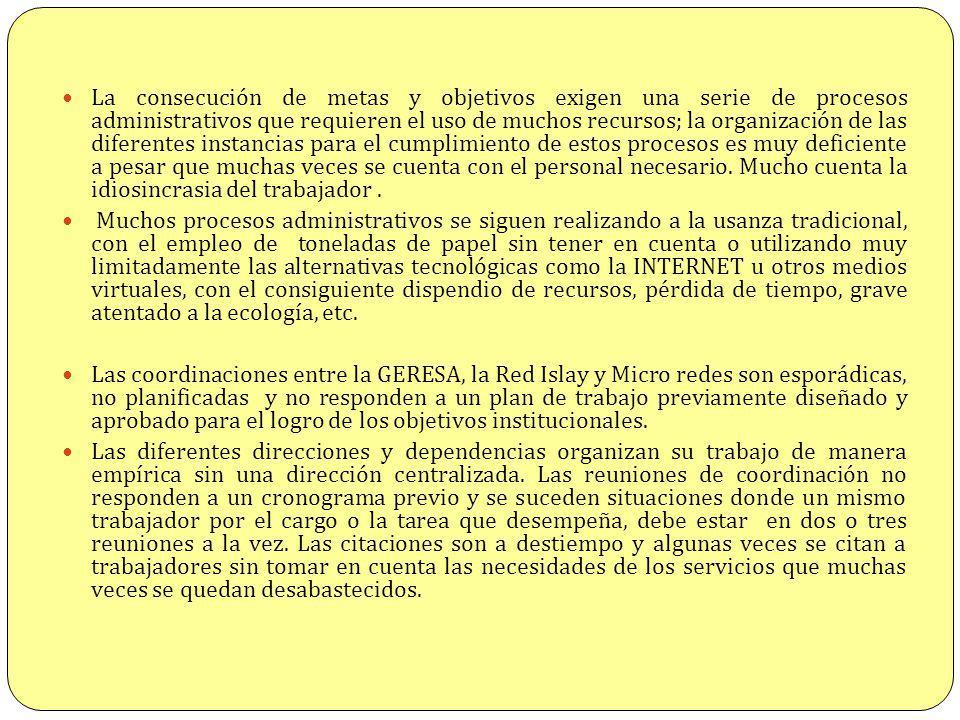 MATERNO NEONATAL: PRESUPUESTO ASIGNADO:S/.538,413.00 100% PRESUPUESTO EJECUTADO: S/.