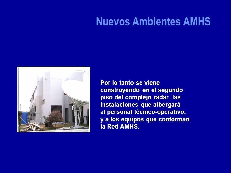 Nuevos Ambientes AMHS