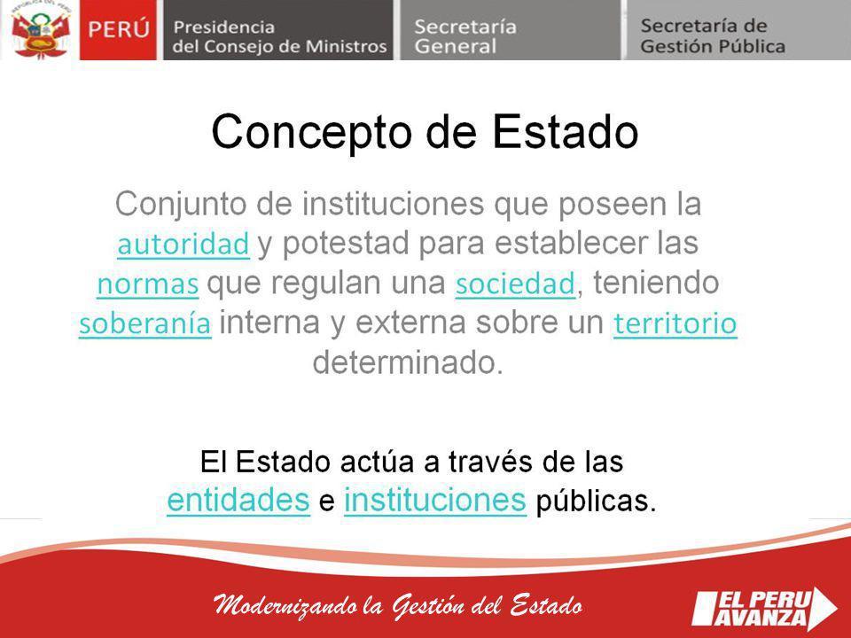 15 Modernizando la Gestión del Estado El Centro Latinoamericano de Administración para el Desarrollo, CLAD organismo público internacional, de carácter intergubernamental.