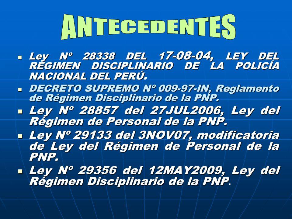 CIRCUNSTANCIAS ATENUANTES (ART.70) TENER MENOS DE TRES (3) MESES EN LA ESCUELA DE FORMACION.