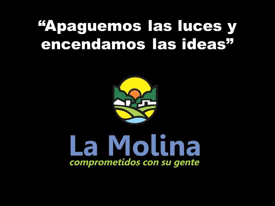 Apaguemos las luces y encendamos las ideas