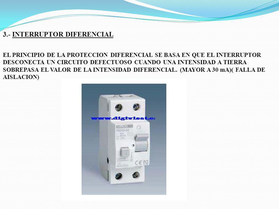 4.- POZO DE PUESTA A TIERRA.- CONEXIÓN DE UN CONDUCTOR ELECTRICO (ELECTRODO) ENTERRADO EN EL SUELO CON LA FINALIDAD DE DISPERSAR CORRIENTES ELECTRICAS Y CAPTAR EL POTENCIAL DE REFERENCIA CERO.