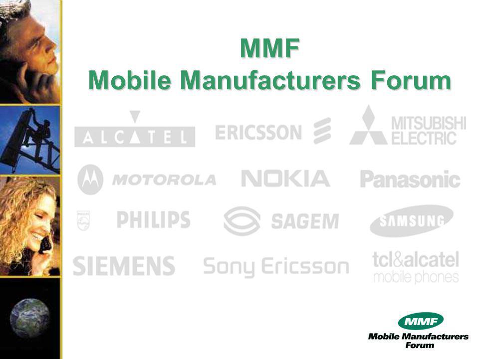 MMF/Perfil MMF es una asociación internacional de empresas fabricantes de equipos para telecomunicaciones inalámbricas.