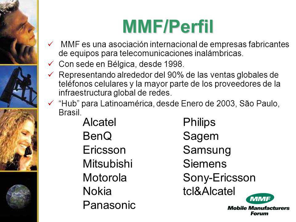 MMF/Perfil Foco de interés en el tema telecomunicaciones, FEM y salud, con particular énfasis en: Apoyo a la investigación científica - Organizaciones independientes.
