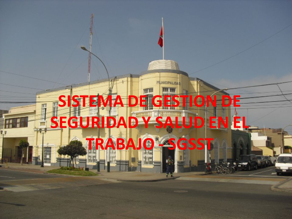 SEGURIDAD Y SALUD EN EL TRABAJO DENTRO DE NUESTRAS INSTALACIONES MUNICIPALES………ALGUNOS EJEMPLOS…???