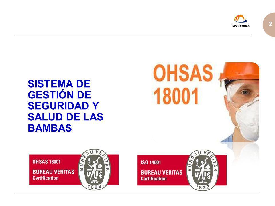 2 Gestión de Contratistas Plan de Gestión de Seguridad y Salud Ocupacional.