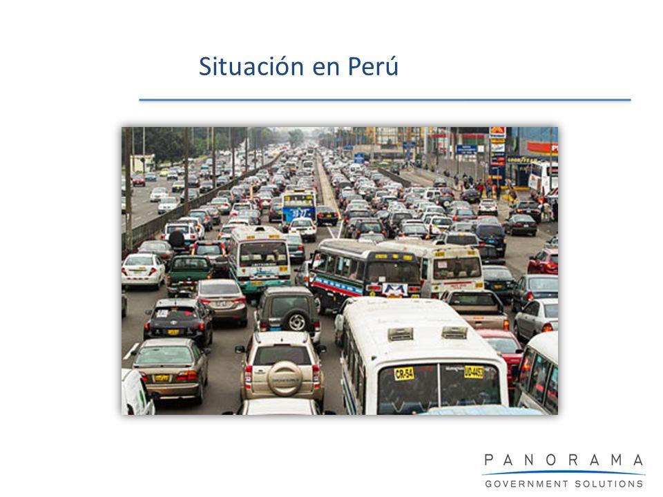 Situación en Perú