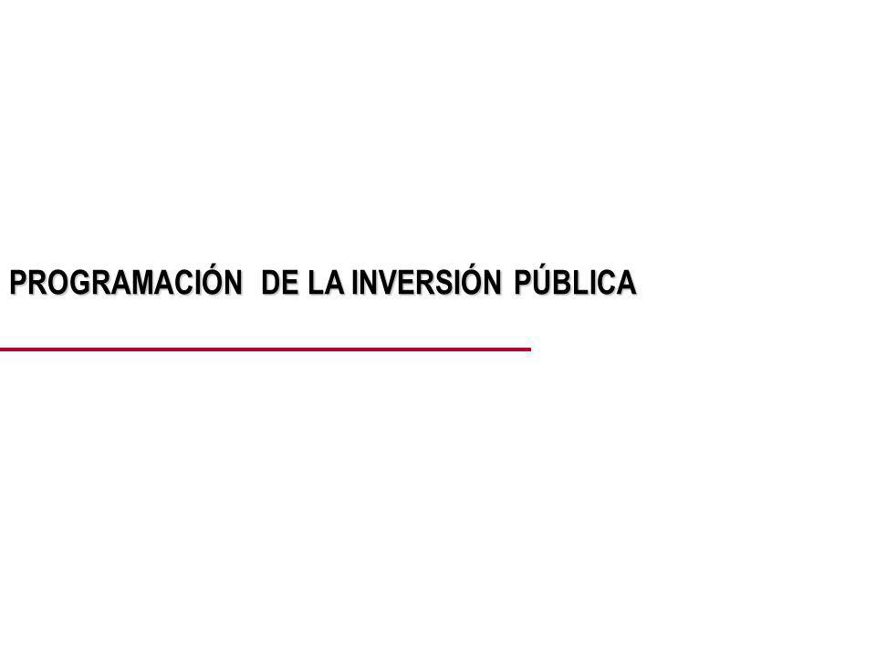 Financiamiento de Proyectos Regionales a través de la emisión de Bonos Soberanos.