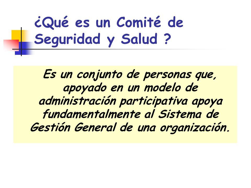 Objetivo General Identificar y resolver problemas concernientes a Seguridad y Salud Ocupacional en los establecimientos laborales.