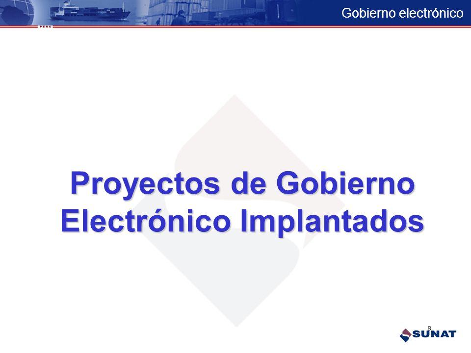 Gobierno electrónico Esquema General E-GOB GOBIERNOAEMPLEADOS(G2E)GOBIERNOYEMPRESAS(G2B)GOBIERNOYCIUDADANOS(G2C) P O R T A L GOBIERNO ELECTRONICO EDI
