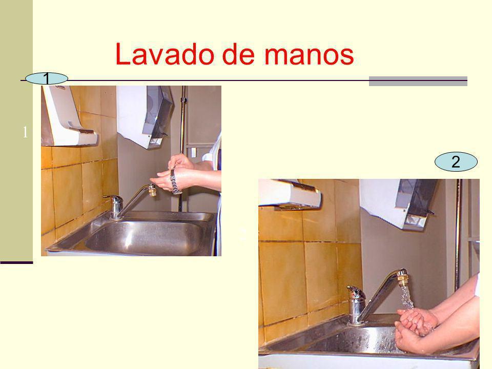 Lavado de manos 1 2 1 2