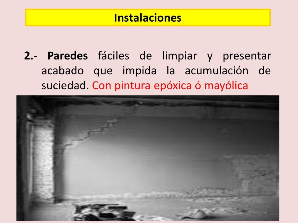 14.Todas las aberturas (ventanas, ductos, extractores, etc.) deben estar provistos de mallas de protección contra el ingreso de plagas.