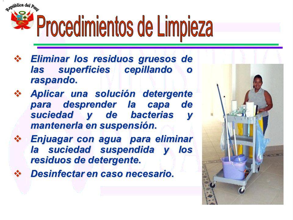 Para proteger la salud de las personas y prevenir enfermedades.