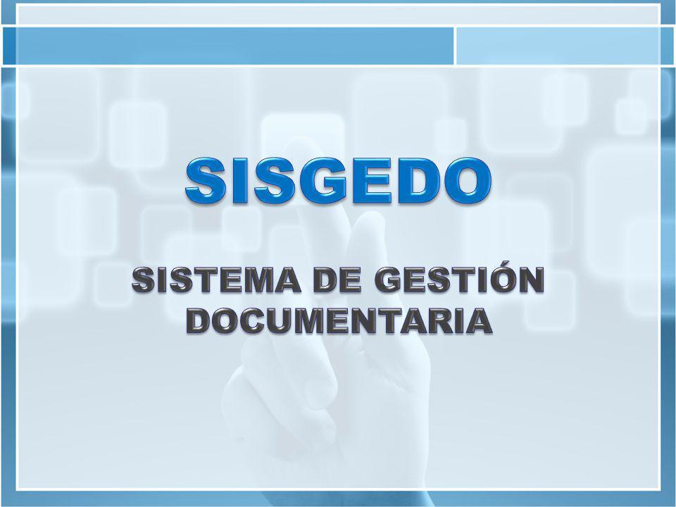 INTEGRACION DOCUMENTARIA SEDE REGIONAL DIR. SECTORIAL A DIR. SECTORIAL B DIR. SECTORIAL C