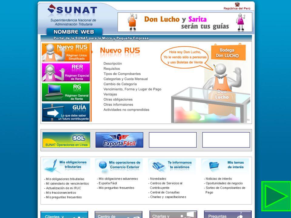 Gobierno electrónico Paso 2: Definición funcional del Portal Portal de Emprendedores Paso 3: Diseño Visual