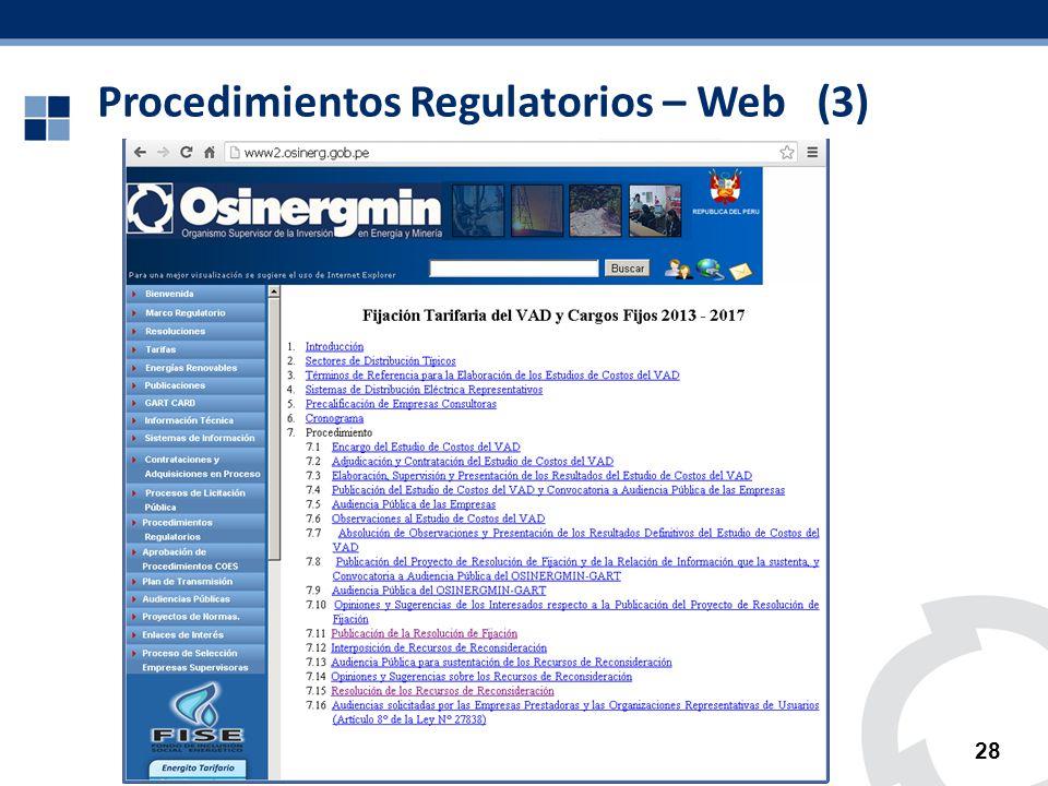 Procedimientos Regulatorios – Web (3) 28