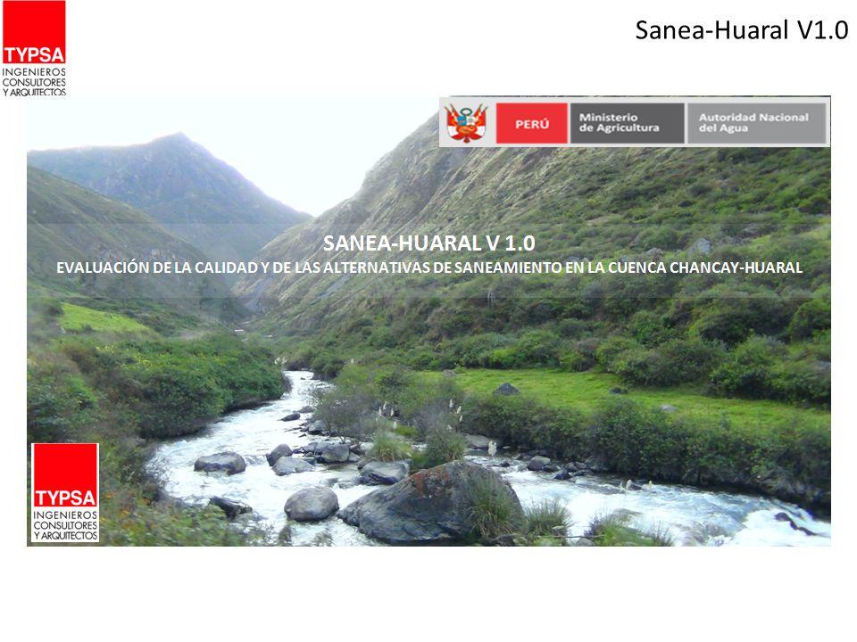 Sanea-Huaral V1.0