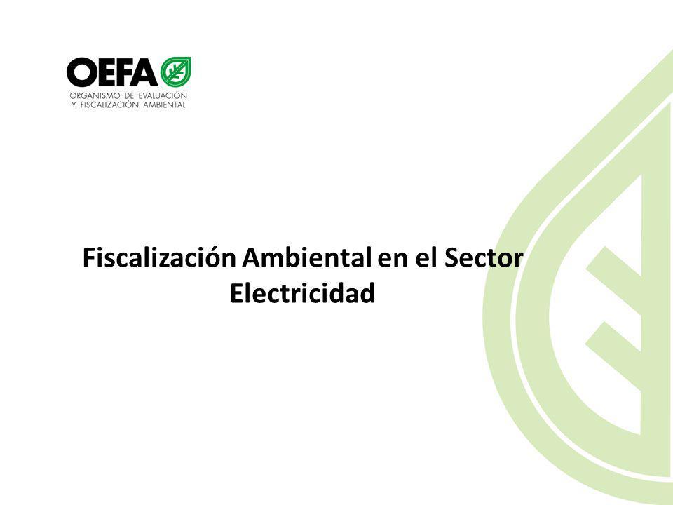 Tendencias en el desarrollo de la fiscalización ambiental minero energética a)La FA sujeta a las reglas del mercado. b)Brindar autonomía a la función