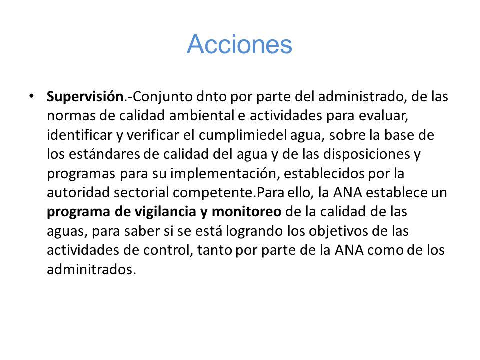 Acciones Fiscalización.