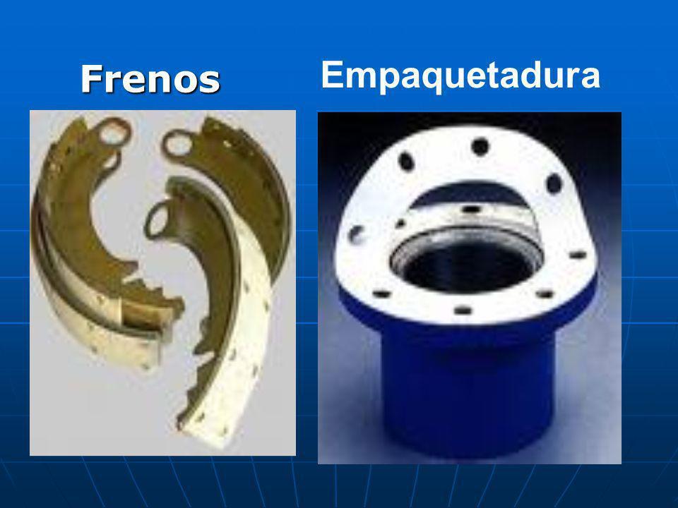 Frenos Empaquetadura
